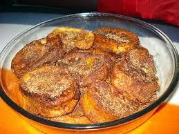dessert portugais cuisine recette de rabanadas à portugaise perdu