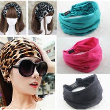 hair bands for women women s hair accessories ebay