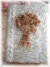Victorian Photo Album Romantic Heavily Embellished Photo Albums Wedding Albums U2013 Roses