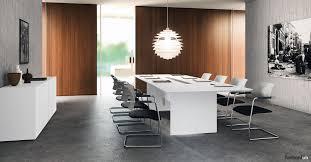 White Meeting Table Meeting Tables Quaranta5 White Table Fantoni Uk