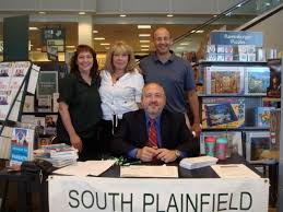 Linda L Barnes South Plainfield Education Foundation Host Spring Book Fair At