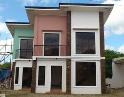 House Models by Custom Home Designs Of Royal Residence Iloilo By Pansol Realty And