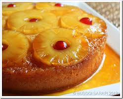 busog sarap pineapple upside down cake