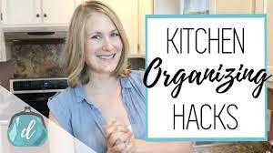 Kitchen Organization Hacks by 10 Best Kitchen Organization Hacks Youtube
