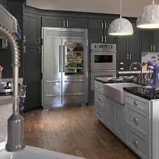 black shaker style kitchen cabinets greystone shaker cabinets