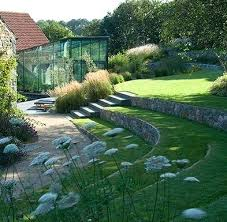 Small Sloped Garden Design Ideas Sloping Garden Designs Amazing Ideas For Gardens Best Ideas About