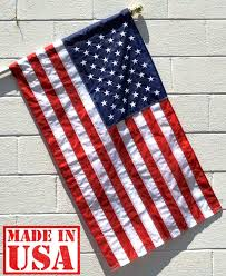 How Many Stripes Are On The Us Flag Us Flag Factory 2 5 U0027x4 U0027 Us American Flag Pole Sleeve Outdoor