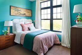 Gold And Coral Bedroom Fran U0027s Sunrise Senior Living Makeover Emily Henderson
