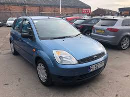 used ford fiesta finesse 1 3 cars for sale motors co uk