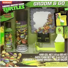 Tmnt Bathroom Set Teenage Mutant Ninja Turtles Groom And Go Bath Gift Set Toys