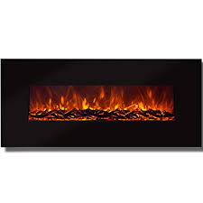 Electric Wallmount Fireplace Amazon Com Best Choice Products 50