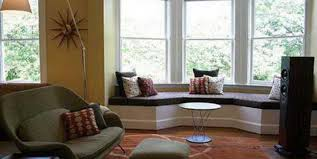 Home Design Bay Windows by Sofa Best Bay Window Seat Decorating Ideas Cool Home Design