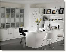 White Home Office Desks Contemporary Modern Office Furniture Photogiraffe Me