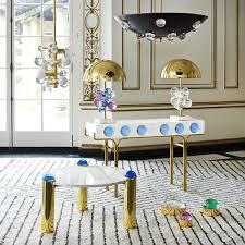 Jonathan Adler Floor L Jonathan Adler Furniture Globo Cocktail Table Coffee Tables