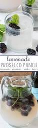 check out lemonade prosecco punch it u0027s so easy to make