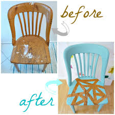 Turquoise Chair Finally A Turquoise Chair Makeover Dans Le Lakehouse