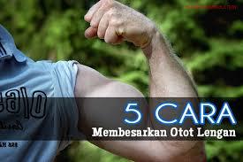5 cara membesarkan otot lengan dengan cepat dan mudah sehat merah