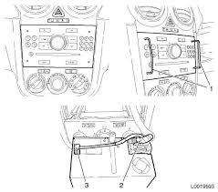 vauxhall vectra c radio wiring diagram wiring diagram