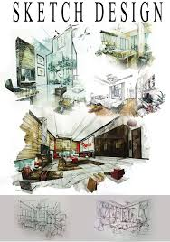 774 best interior sketching images on pinterest architecture
