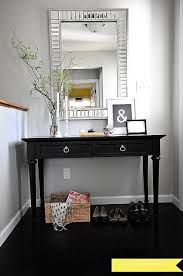 Decoration Ideas Home Best 25 Entry Table Decorations Ideas On Pinterest Entryway