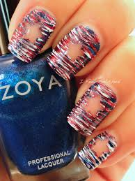 i feel polished more 4th of july nails