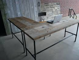 Distressed Computer Desk Distressed Wood Office Desk Best Rustic Computer Desk Ideas On