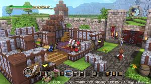 game review dragon quest builders builds on minecraft u0027s success