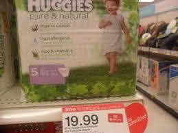 2017 black friday target diaper deal huggies pure u0026 natural diaper deal at target super coupon lady