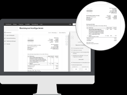 design anpassen layout designer individuellenes rechnungsdesign mit lexoffice