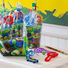 favor cups mutant turtles favor cup idea party city