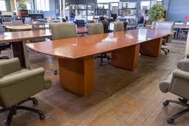 boat shaped conference table peartree sienna series boat shaped wood conference table peartree