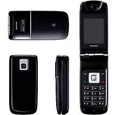 mobile phone gx33 sharp