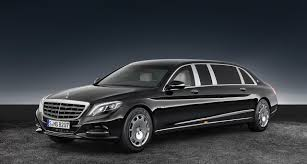 mercedes maybach s 600 pullman guard mercedes benz