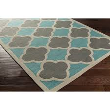 Teal And Gray Area Rug by Teal And Grey Area Rug Kit4en Com