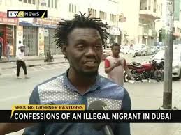 Seeking In Dubai Seeking Greener Pastures Confessions Of An Illegal Migrant In