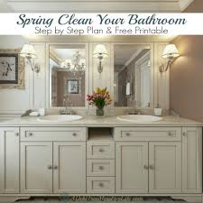 weekend inspiration mrs myers spring cleaning kit freebie a
