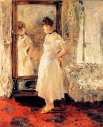 Psyche By Berthe Morisot  Art Modern And Contemporary Art - Berthe morisot in the dining room
