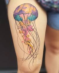 50 jellyfish tattoo ideas nenuno creative