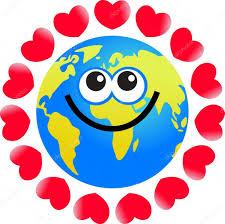 imagenes animadas sobre amor dibujos animados de globo de amor archivo imágenes vectoriales