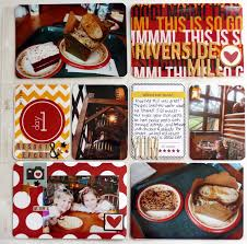 scrapbooking cuisine a project mouse danica canaday sahlin studio digital