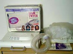dazey hair dryer natural wonder vintage 1958 deluxe dial o matic food cutter by popeil in aqua