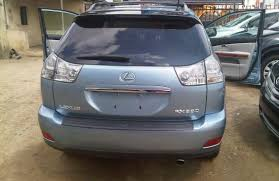 price of lexus rx 350 nairaland 07 lexus rx350 tokunbo 07084491068 4 5m autos nigeria