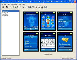 themes of java theme creator pro for java download