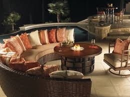 gas fire pit ring 4 tips before adding round fire pit to the backyard decoration