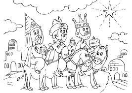 imagenes de los reyes magos y sus animales imágenes para colorear de los reyes magos banco de imágenes gratis