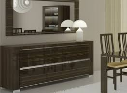Black Buffet Server by High End Dining Room Buffet Hepplewhite Adams Style Server