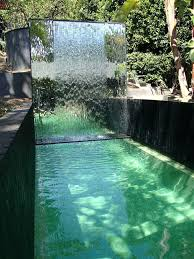 diy pool waterfall pool waterfalls florida a good looking pool project pool waterfall