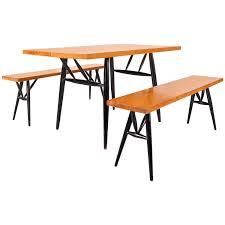 1950 dining room furniture rare pirkka set by ilmari tapiovaara for laukaan puu finland