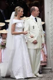 armani wedding dresses charlene of monaco armani wedding dress