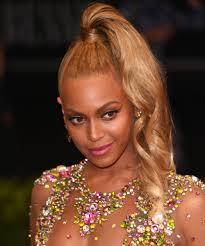 hair makeup beyoncé prom diy met gala 2015